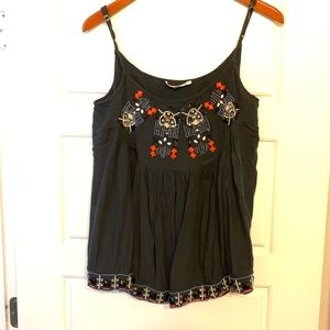 Abercrombie & Fitch Tops - Abercrombie beaded cami